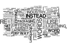 It Is How Not What You Say Word Cloud Concept Royalty Free Stock Images
