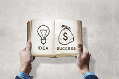 How to earn money Stock Photo