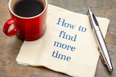 How to find more time stock photos