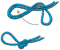 Free How To Tie A Stein Knot Stock Photos - 6276123
