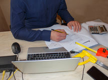 How to write business plan. Business opportunity pictures Stock Photo