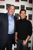 Howard Bragman,Mario Lopez Stock Photo
