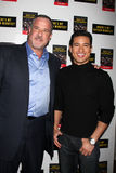 Howard Bragman,Mario Lopez Royalty Free Stock Images