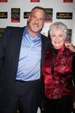Howard Bragman, Shirley Jones Stock Photos