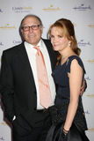 Howard Deutch, Lea Thompson Royalty Free Stock Photos