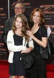 Howard Deutch, Lea Thompson and Zoey Deutch Stock Photo