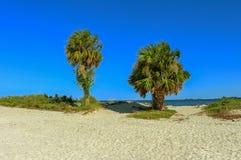 Howard parka plaża Obrazy Stock
