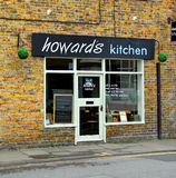 Howards kitchen Royalty Free Stock Images