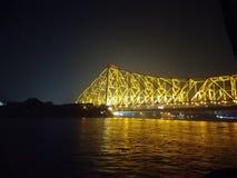 Howarh-Brücke lizenzfreies stockbild