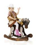 Howdy, partner! Fotografia Stock
