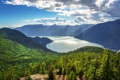Howe dźwięk z wierzchu góry zdjęcie royalty free