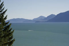 Howe Sound Royalty Free Stock Photography