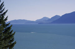 Howe Sound Stock Photography