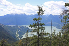 Howe Sound Royalty Free Stock Photos