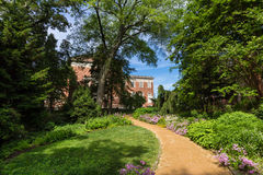 Howell Hall at UNC Royalty Free Stock Photography