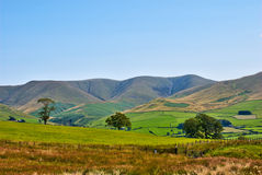 Howgill Fells Stock Image