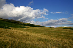 Howgills (Yorkshire Dales, England) Stock Photography