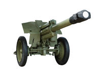 Howitzer Foto de Stock Royalty Free