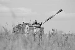 howitzer Arkivbild