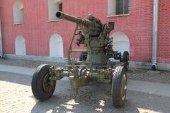 howitzer Fotografering för Bildbyråer