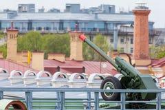 howitzer Arkivfoton