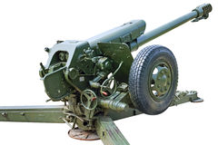 Howitzer closeup Royalty Free Stock Images