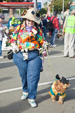 Howl'oween Pet Parade & Faire Pet Royalty Free Stock Images