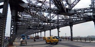 Howrah-Brücke Stockfotos