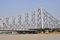 Howrah Bridge Royalty Free Stock Image