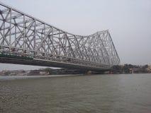 Howrah bridge Royalty Free Stock Images