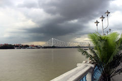 Howrah Bridge Stock Photography