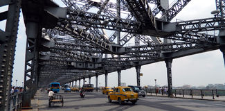 Howrah Bridge Stock Photos