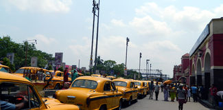 Howrah Railway Station Stock Images