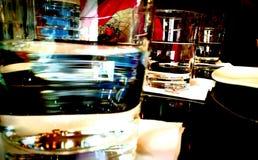 Hows dieser Glas pic?? Stockbild