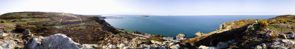 Howth bay dublin ireland Stock Photo
