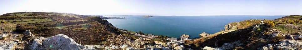 Howth bay dublin ireland. 360 view Stock Photo