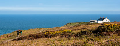 Howth, County Fingal, Ireland. Afternoon light - Spring 2017 Stock Photo