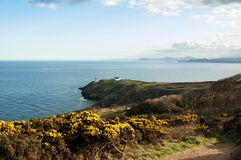 Howth dans Sunny Day, Irlande Images stock