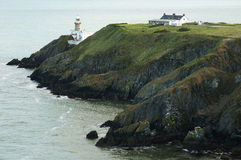Howth dans Sunny Day, Irlande Image libre de droits