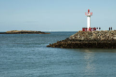 Howth dans Sunny Day, Irlande Photos libres de droits