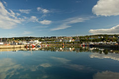 howth гавани dublin Стоковые Фото