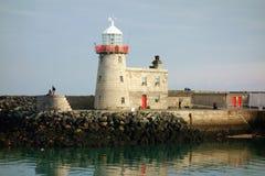 Howth hamnfyr, ståndsmässiga Dublin, Irland Royaltyfria Bilder