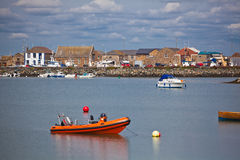 Howth harbour Royalty Free Stock Photography