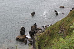 Howth- Irland Arkivbild