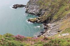 Howth - Irland Arkivfoton