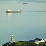 Howth, Irlanda Fotografia Stock