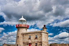 Howth Lighthouse Royalty Free Stock Image