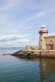 Howth Lighthouse Stock Photography