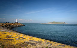 Howth Lighthouse Dublin Stock Photography
