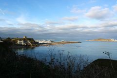 Howth image stock